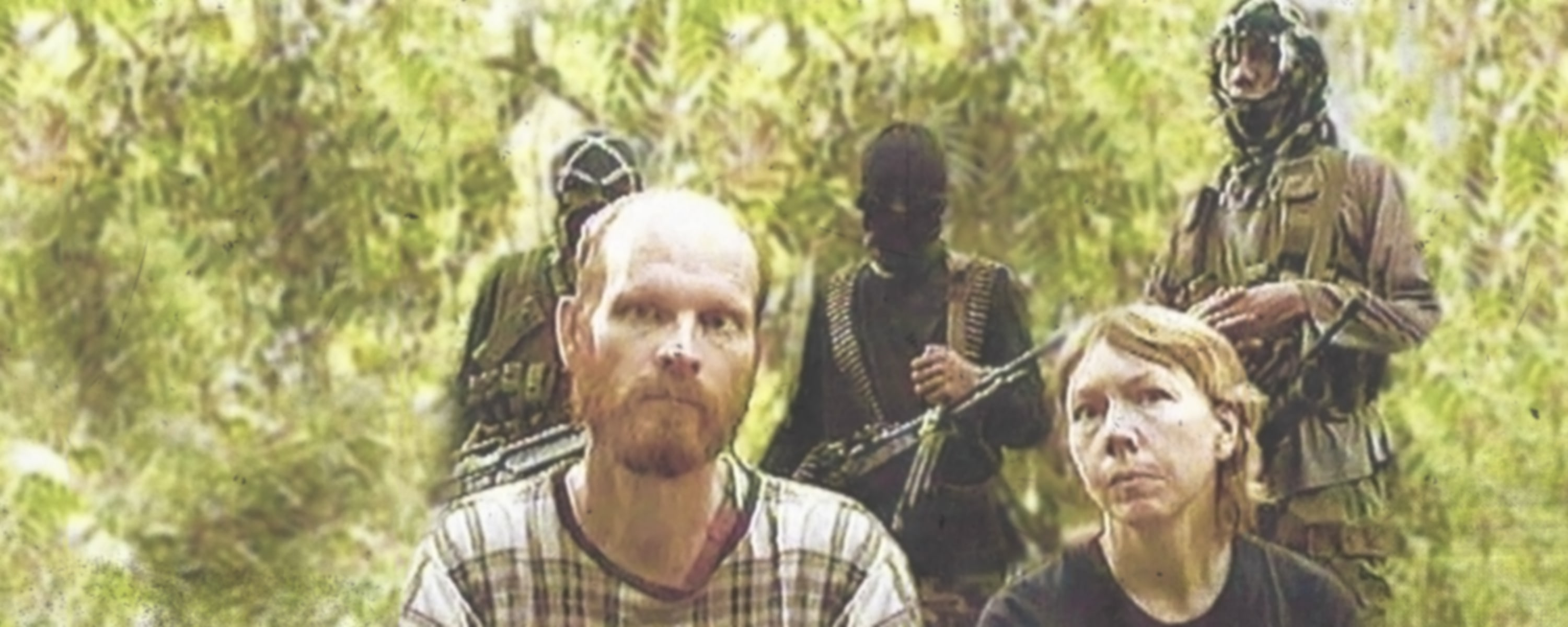 Gracia, and her husband, Martin Burnham were taken captive by a militant group of Muslims called the Abu Sayyaf Group